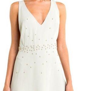 NEW Wildfox Coda Pearl Mini Dress